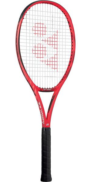 Yonex VCORE 98+ Plus Tennis Racket - Flame Red [Frame Only]