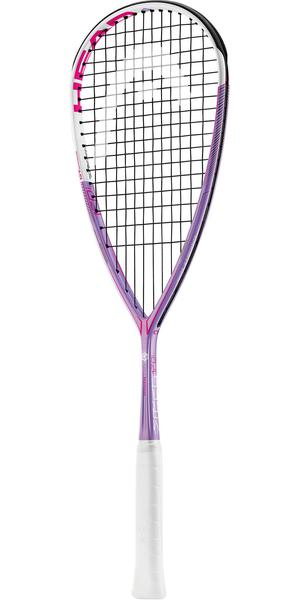 Head Graphene Touch Speed 120L Lilac Squash Racket