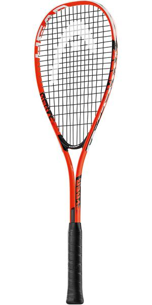 Head Cyber Edge Squash Racket - Red/Black