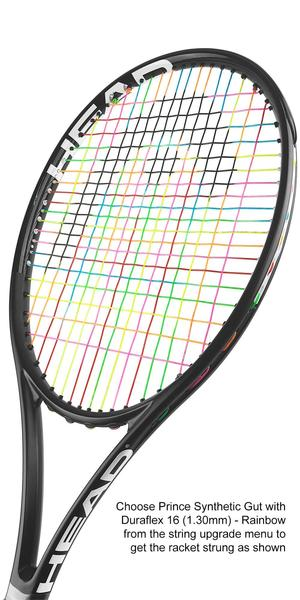 Head Graphene Touch Radical Tennis Racket - Black Exclusive [Frame Only]