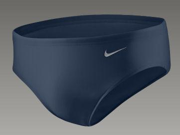 Nike Boys Essential Swimming Briefs - Navy