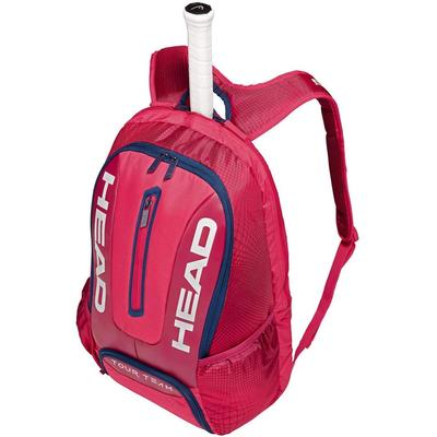 Head Tour Team Backpack - Raspberry/Navy