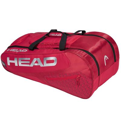Head Elite All Court Racket Bag - Red