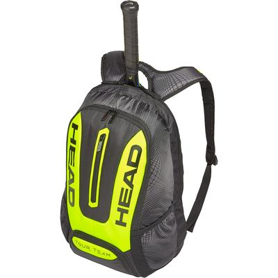 Head Tour Team Extreme Backpack - Black/Yellow
