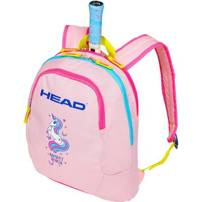 Head Kids Backpack - Light Pink/Yellow