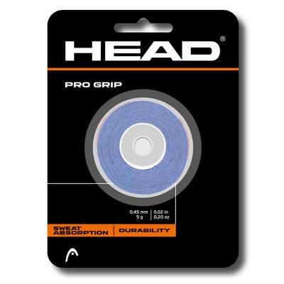 Head Pro Grip Overgrips (Pack of 3) - Blue