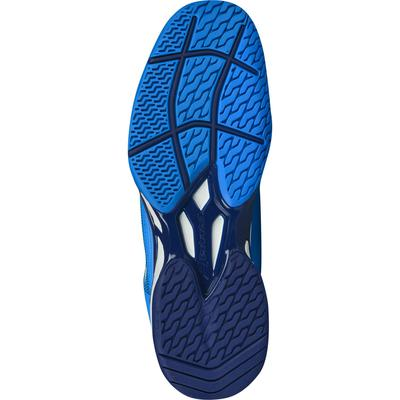 Babolat Mens Jet Mach I Tennis Shoes - Diva Blue/White
