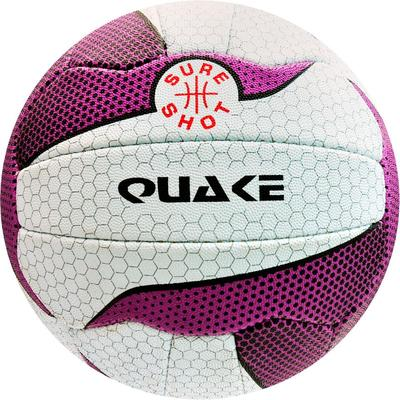 Sure Shot Quake Netball (Choose Size)