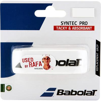 Babolat Syntec Pro Replacement Grip - White