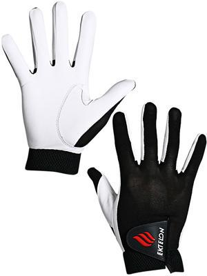 Ektelon Classic Pro Racketball Glove - White/Black