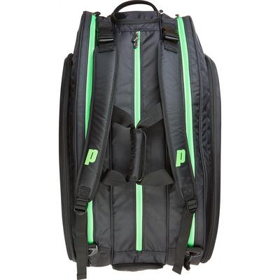 Prince Tour Slam 12 Racket Bag - Black/Green