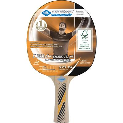 Schildkrot Ovtcharov 300 FSC Table Tennis Bat