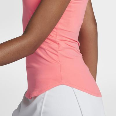 Nike Womens Pure Tank Top - Lava Glow
