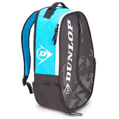 Dunlop Tour Backpack - Black/Blue