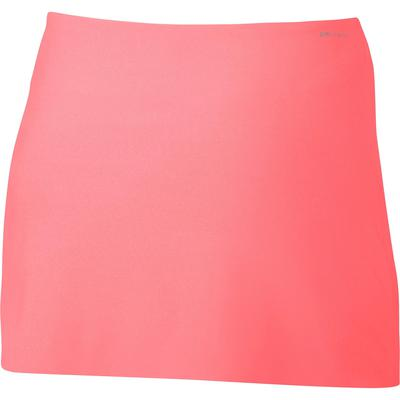 Nike Womens Power Spin Skort - Lava Glow/Black