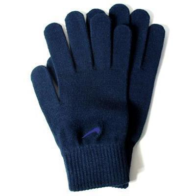 Nike Knitted Gloves - Navy/Deep Royal