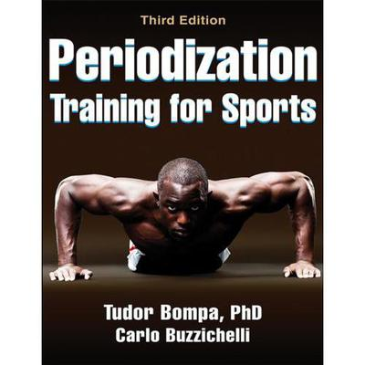 Periodization Training for Sport: 3rd Edition - Paperback Book