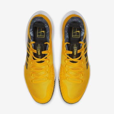 Nike Mens Air Zoom Zero Tennis Shoes - University Gold