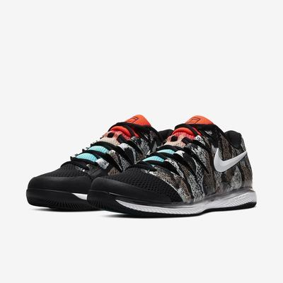 Nike Mens Air Zoom Vapor X Tennis Shoes - Photon Dust/Black
