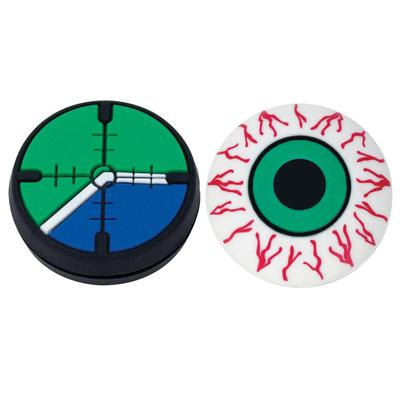 String Things Dampeners (Pack of 2) - Sight/Green Eye