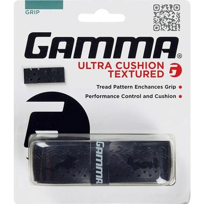Gamma Ultra Cushion Texture Replacement Grip - Black