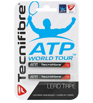 Tecnifibre ATP Lead Tape - 10x2g Pack