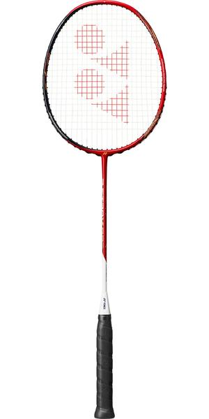 Yonex Astrox 88D Badminton Racket - Off-White/Red