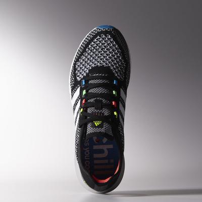 Adidas hombre  climachill Cosmic Boost zapatillas negro / azul
