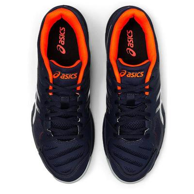 Asics Mens GEL-Beyond 5 Indoor Court Shoes - Midnight/Pure Silver
