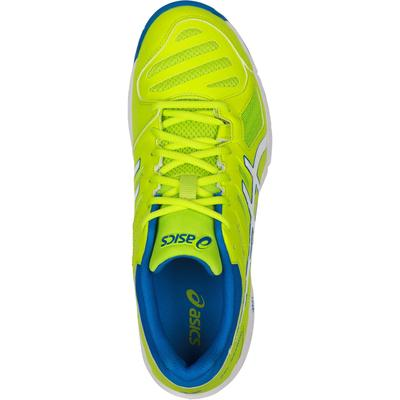 Asics Mens GEL-Beyond 5 Indoor Court Shoes - Energy Green/Blue