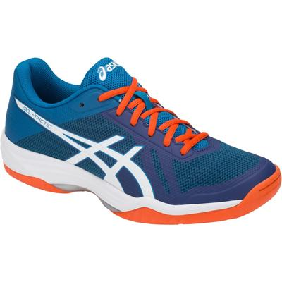 Asics Mens GEL-Tactic 2 Indoor Shoes - Blue Print/White