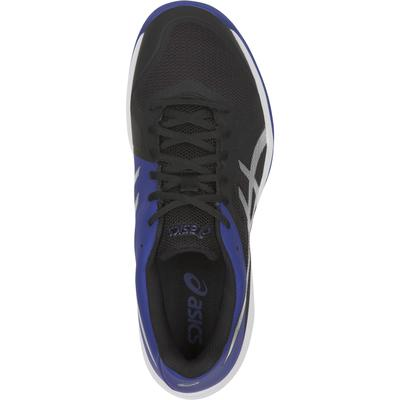 Asics Mens GEL-Tactic 2 Indoor Shoes - Black/Blue