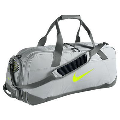 El otro día Mecánicamente explique  Nike Ultimatum Advant Tennis Duffle Bag - Neutral Grey/Tumbled Grey/Volt -  Tennisnuts.com