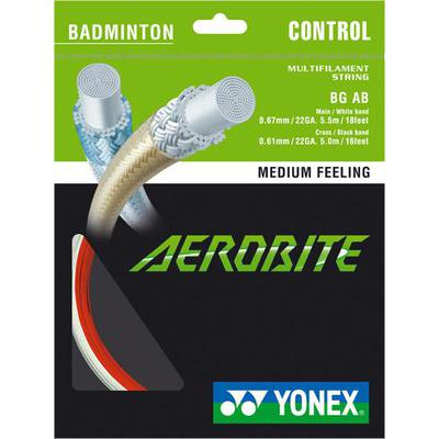 Yonex Aerobite Badminton String Set (Choose Colour)