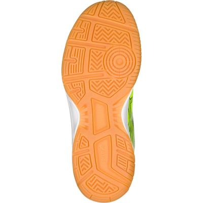 Asics Kids GEL-Upcourt 2 GS Indoor Court Shoes - Safety Yellow/Black