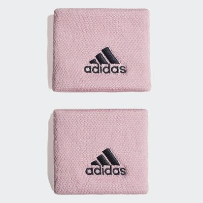 Adidas Tennis Small Wristband - True Pink
