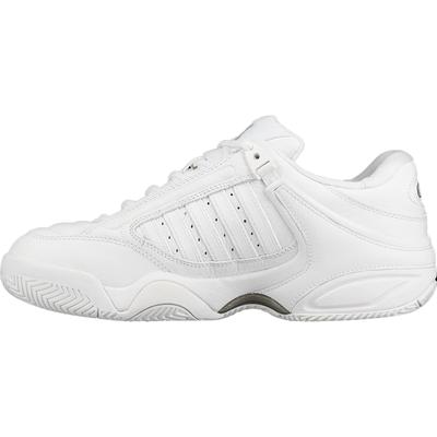 K-Swiss Mens Defier RS Tennis Shoes - White