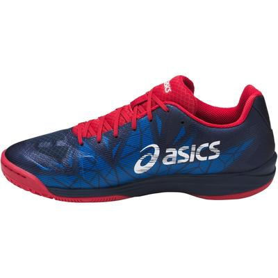 Asics Mens GEL-Fastball 3 Indoor Court Shoes - Insignia Blue/Prime Red
