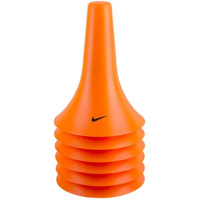 Nike Pylon Training Cones 6 Pack - Total Orange