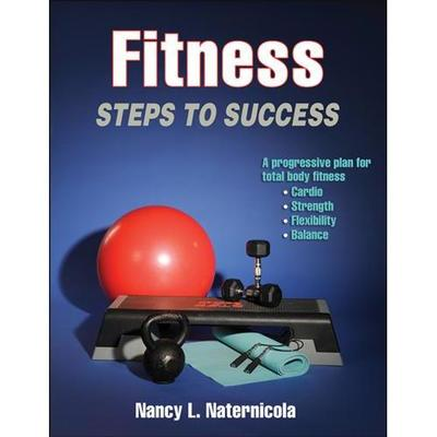 Fitness Steps To Success - Paperback Book