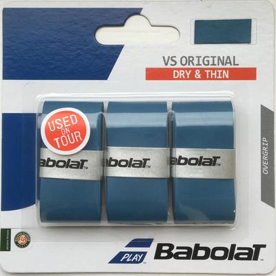 Babolat VS Original Overgrips (Pack of 3) - Blue