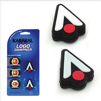 Karakal Logo Dampeners (Pack of 2)