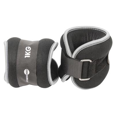 Fitness-Mad Wrist/Ankle Weights 2 x 1kg