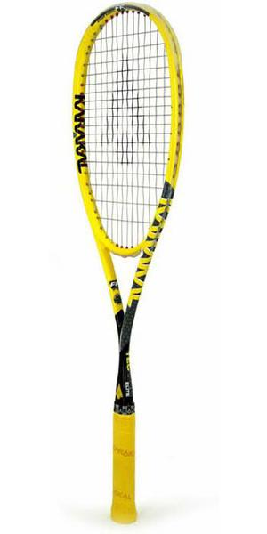Karakal Tec Pro Elite FF Squash Racket - Yellow