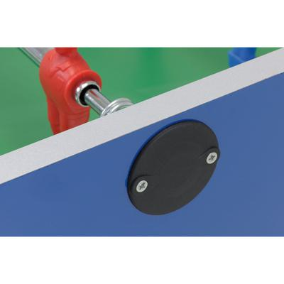 Garlando Master Pro Indoor Football Table with Telescopic Rods - Blue