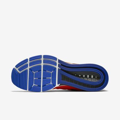 f38ffbc8f8b5b Nike Mens Air Zoom Vomero 10 Running Shoes - Total Crimson Racer Blue