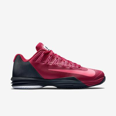 Nike Lunar Ballistec Mens Tennis Shoe Gym Red
