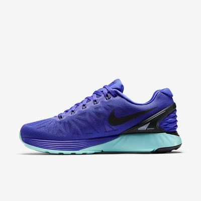 d344d9df88ea9 Nike Womens LunarGlide 6 Running Shoes - Persian Violet - Tennisnuts.com