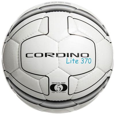 Precision Training Cordino Lite 320 Football - White (Size 5)