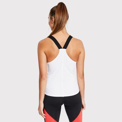 Ellesse Womens Lylah Vest Top - White